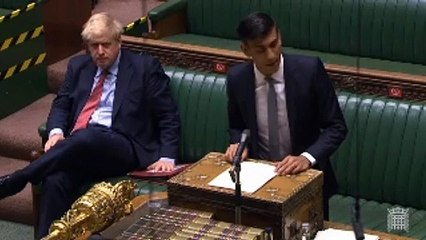 Rishi Sunak announces £1,000 grants for businesses for bringing furloughed workers back to work