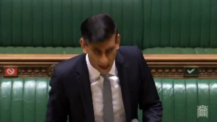 Rishi Sunak announces 'eat out to help out' scheme offering £10 subsidies for meals in restaurants from Monday to Wednesday