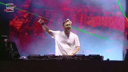 Flashback 2018 : David Guetta à Solidays