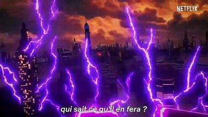 Bande-annonce de la série animée Transformers : la Guerre pour Cybertron (vost)
