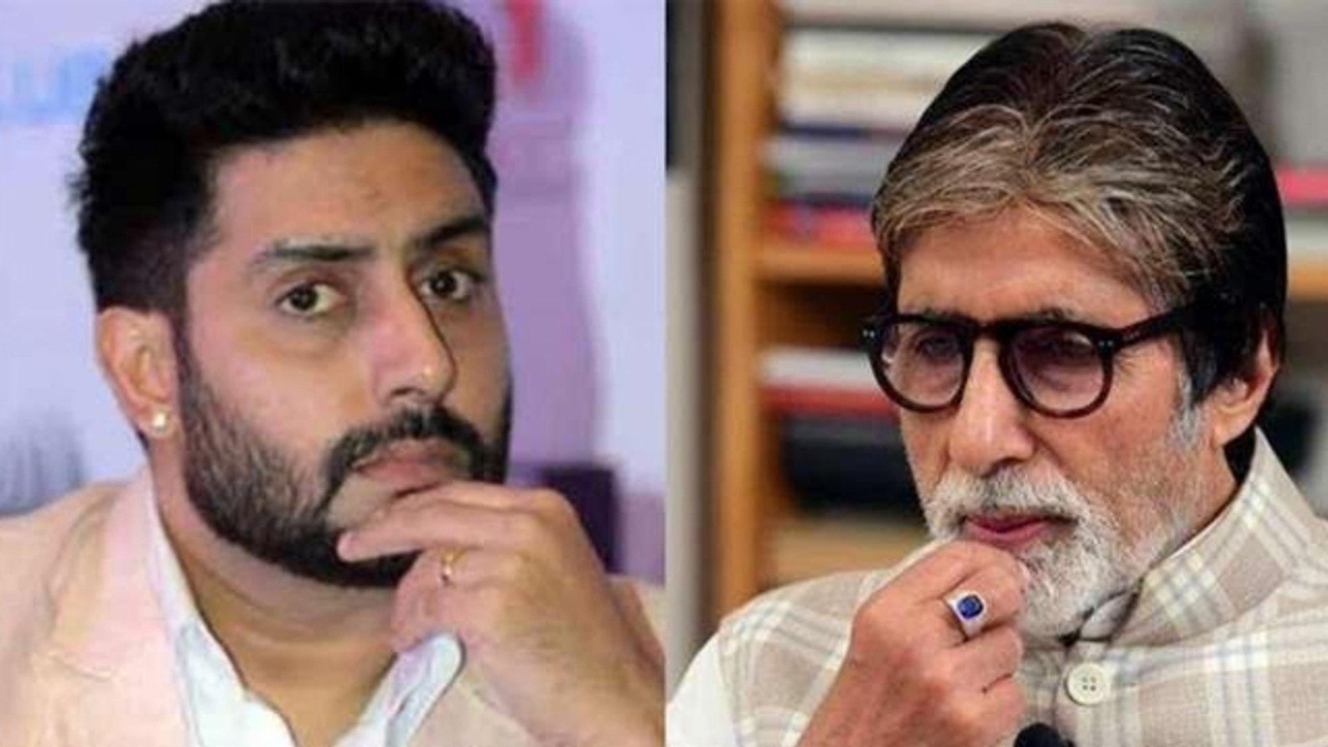 Abhishek Bachchan And Amitabh Bachchan Test #Covid19 Positive