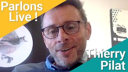Parlons Live #2 avec Thierry Pilat, directeur du Fil de Saint-Etienne