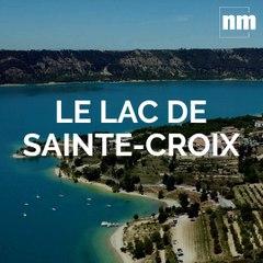 Cette vidéo d'une minute va vous donner envie de (re)découvrir le lac de Sainte-Croix