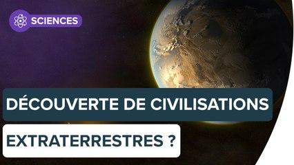Une trentaine de civilisation extraterrestres découvertes ? | Futura