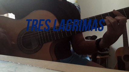 Tres Lagrimas clip vidéo