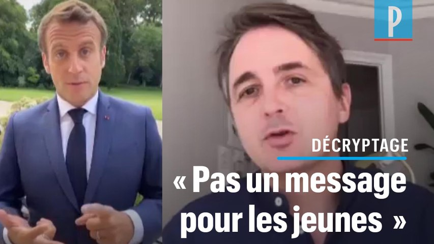 «Avec sa vidéo sur TikTok, Macron montre qu'il est en campagne pour 2022»