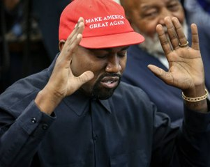 Kanye West Says He No Longer Supports Trump