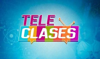 TeleClases de Educación Secundaria - Lunes 8 de Julio 2020
