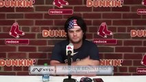 Andrew Benintendi Ready To Attack In Leadoff Role