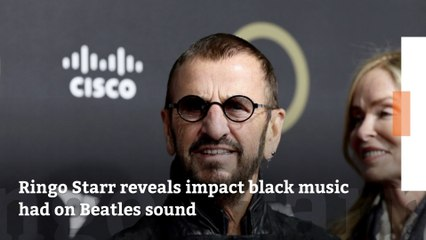 Ringo Starr And BLM