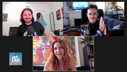 LPX on releasing music and postponing tours with Carly Rae Jepsen during a pandemic - Jetlag The Podcast S02E04