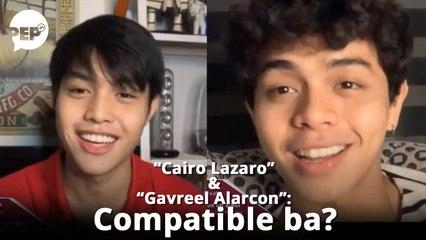 """Gavreel"" and ""Cairo"" take the compatibility test | PEP Challenge"