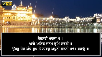 Daily Hukamnama from Golden Temple, Amritsar | Shri Darbar Sahib | 5 July, 2020