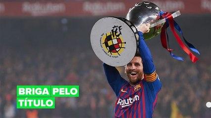 Quem será o campeão da La Liga?