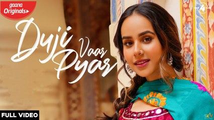 Duji Vaar Pyar   Sunanda Sharma   Sukh-E   Jaani   Arvindr K   Official Video   Mad 4 Music