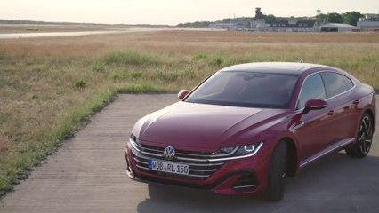 The new Volkswagen Arteon - Driving Video