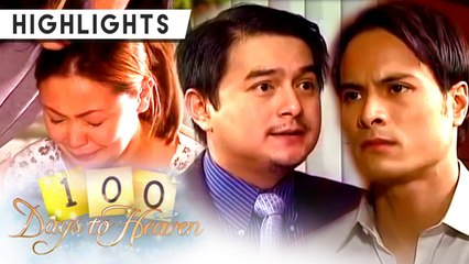 Bart and Sophia are having a hard time following their hearts' desire | 100 Days To Heaven