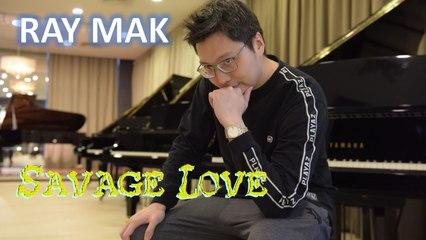 Jason Derulo & Jawsh 685 - Savage Love Piano by Ray Mak