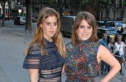 'It almost chokes me up a bit': Princesses Beatrice and Eugenie have emotional call with fundraiser
