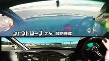 【グランツーリスモsport】ドリフト筑波車載とVR・ハンコンを比較