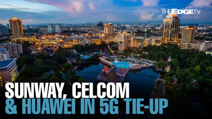 NEWS: Sunway, Celcom and Huawei to advance smart township solutions