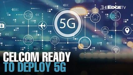 NEWS: Celcom talks 5G pilot project
