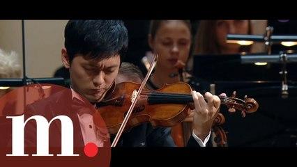 Yu-Chien Tseng's stunning Sibelius locks up the #TCH15 silver medal
