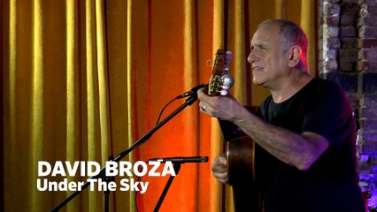 Dailymotion Elevate: David Broza - Under The Sky live at Cafe Bohemia, NYC