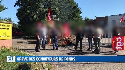 A la Une : Attention l'été peut faire mal / Les convoyeurs de fonds en grève / Six ligériens à l'Elysée pour le 14 juillet / Autre nouvelles pensionnaires au zoo de Sint-Martin-la-Plaine