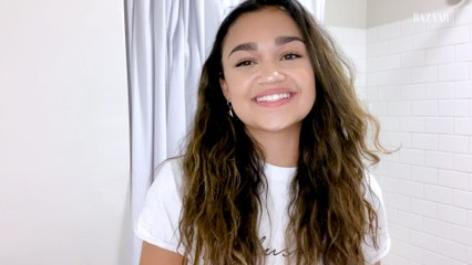 Madison Bailey's Nighttime Skincare Routine | Go To Bed With Me