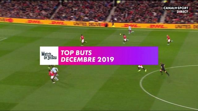 TOP Buts de Premier League - Décembre 2019