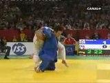 Judo 2008 TIVP WANG (KOR) FERNANDES (FRA)
