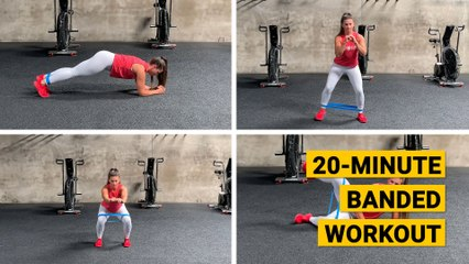 20-Minute Banded Workout