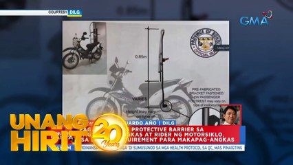 Unang Hirit: Dahilan sa likod ng back-riding guidelines, alamin!