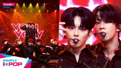 [Simply K-Pop] VERIVERY(베리베리) - Thunder _ Ep.422