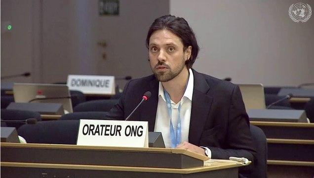 Olivier Peter denuncia al Consell de Drets Humans de l'ONU que Jordi Cuixart porta gairebé 1.000 empresonat