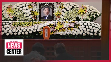 Seoul to hold official funeral for late mayor Park Won-soon