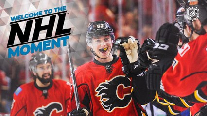 Welcome to the NHL Moment: Sam Bennett