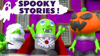Funny Funlings Spooky Halloween Full Episodes with Thomas and Friends and Ghosts in these Family Friendly Toy Stories for Kids from a Kid Friendly Family Channel