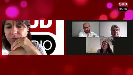 La chroniqueuse Sud-Radio, Najwa El Haïte, cambriolée en direct !