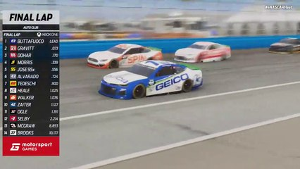 Buttafuoco holds off Dohar, Gravitt to win at Auto Club