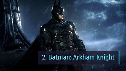 10 de los mejores videojuegos de superhéroes de la historia