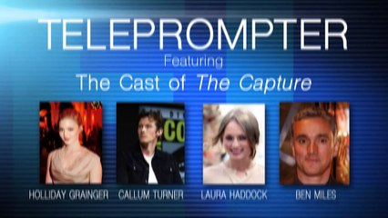 Peacock's THE CAPTURE Cast Reveals Their First TV CRUSHES
