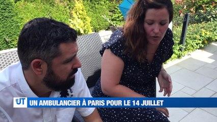 A la Une : Le 14 juillet dans la Loire / Nouvelle recrue à l'ASSE / La Région au secours de Saint-Etienne