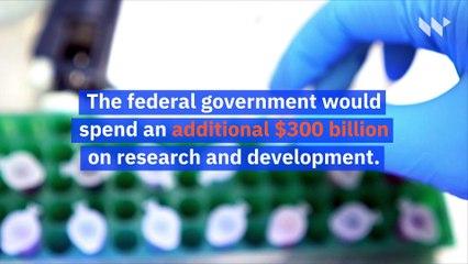 Biden Outlines His $700 Billion Economic-Revival Plan