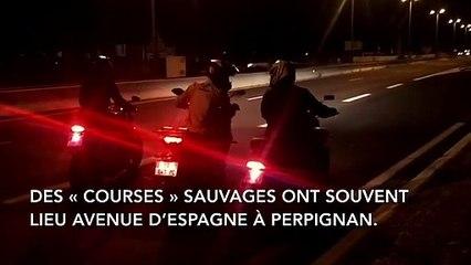 Courses sauvages à Perpignan : la police nationale accentue les contrôles