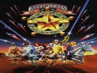 DAnime : Galaxy Rangers (Partie 01) Présentation de la série animée