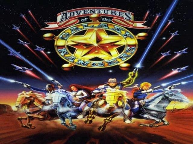 DAnime : Galaxy Rangers (Partie 02) Analyse de la serie animee