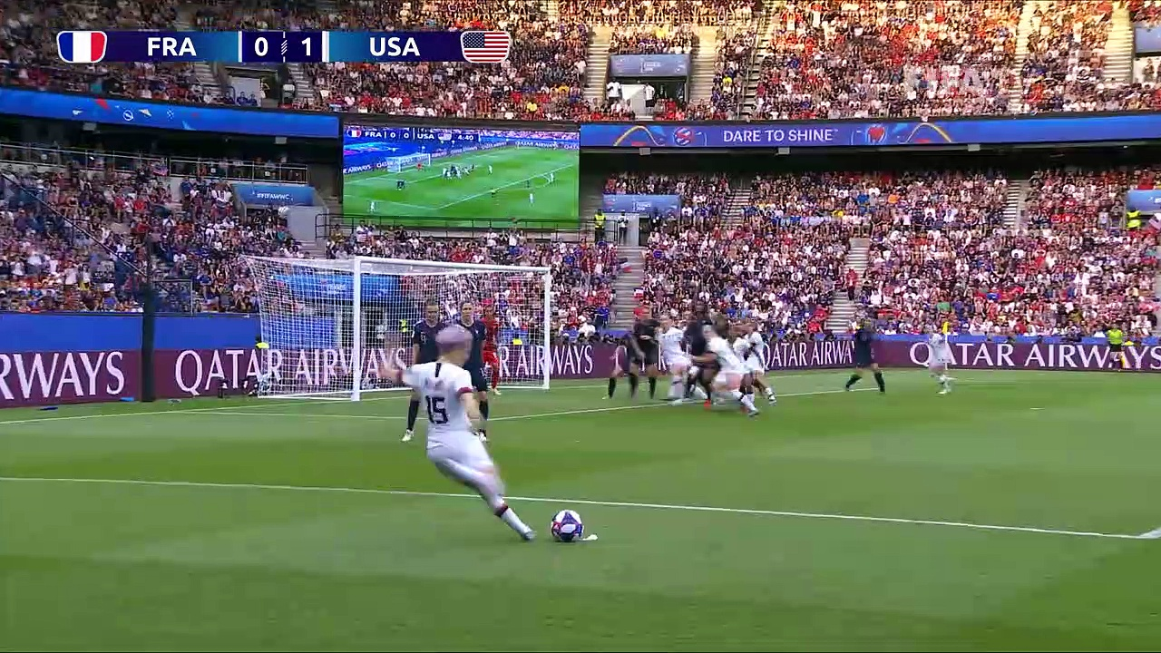 France v USA – FIFA Women's World Cup France 2019™