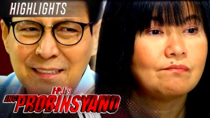 Lily continues spying on Teddy to get a lead about Cardo's whereabouts | FPJ's Ang Probinsyano
